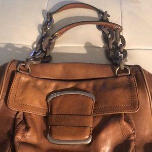 Banana Republic Brown Leather Bag NWT